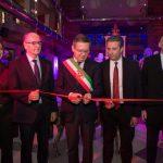 Da sx Giulia Deidda, Maurizio Giani, Marco Filippeschi, VAlter Tamburini e Gabriele Toti