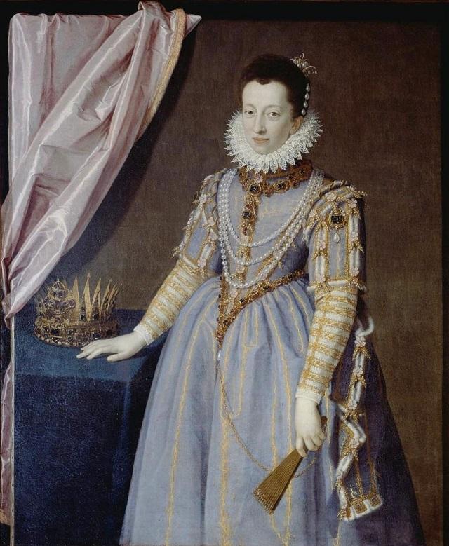 Pulzone,_Scipione_-_Cristina_di_Lorena,_granduchessa_di_Toscana_-_1590