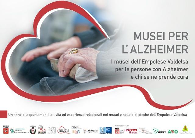 MUSEI PER L'ALZHEIMER 2018