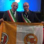 Renzo Macelloni e Mirko Terreni
