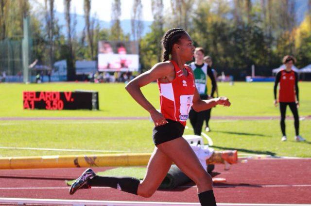 Larissa Iapichino da urlo: è campionessa europea under 20 nel salto in lungo
