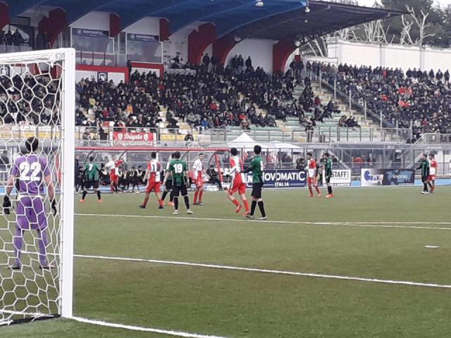 (foto pagina Facebook Rimini Fc)