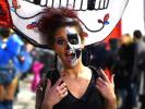 Carnevale d'Autore a Santa Croce, 28 gennaio 2018 (foto Enzo Oliveri)