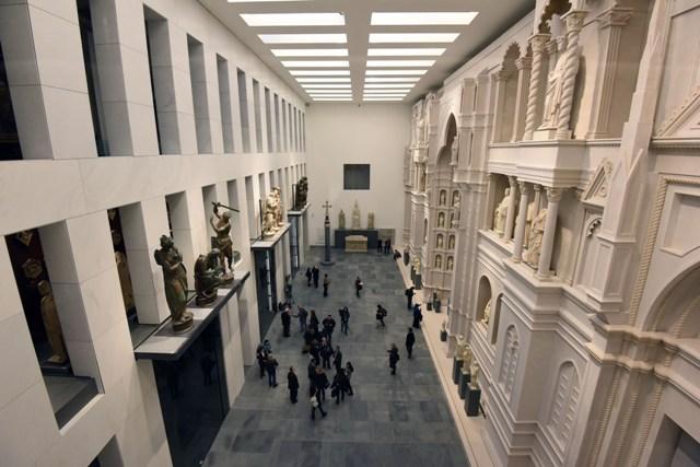 Il Nuovo Museo dell'Opera del Duomo (foto Claudio Giovannini)