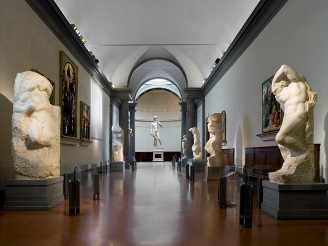 Galleria Accademia a Firenze