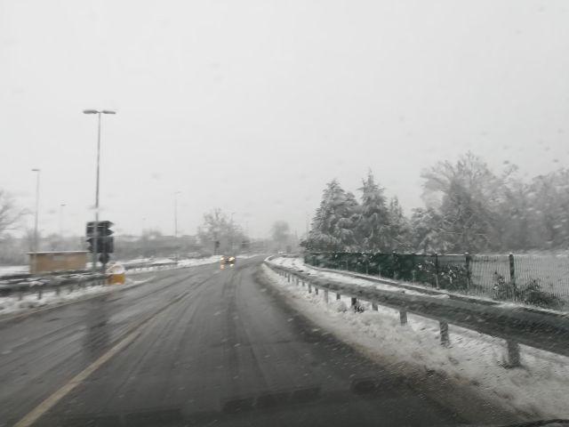 Neve in autostrada, ecco le zone da tenere sott'occhio