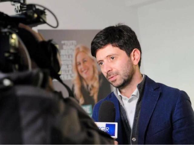 Il ministro della salute Roberto Speranza in visita a Firenze - gonews.it