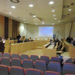 sala del Consiglio della Provincia di Pisa