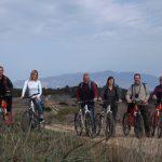 Da sinistra: Marco Doveri (IGG-CNR PI), Chantal Maglia (laureanda DST-UNIPI), Enrico Calvi (IGG-CNR PI), Sandra Trifirò (IGG-CNR PI), Roberto Giannecchini (DST-UNIPI), Luciano Giannini (IGG-CNR FI). La foto è di Matia Menichini (IGG-CNR PI)