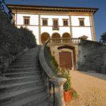 ADSI.Firenze_Villa di Poggio Reale_scalone