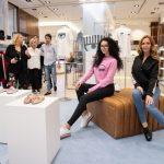 Presentazione collezione Chiara Ferragni nella Boutique Bonvicini