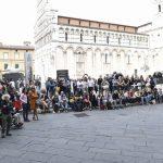 Pubblico piazza San Michele