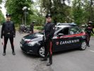PRESSPHOTO Firenze, Carabinieri in servizio con le nuove divise e immagini di repertorio. Foto Marco Mori/New Press Photo