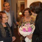 la centenaria Pierina Matteoli - la visita del Sindaco Lucia Ciampi (2) (Copia)