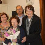la centenaria Pierina Matteoli - la visita del Sindaco Lucia Ciampi (3) (Copia)