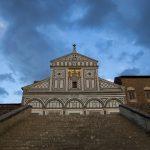 San Miniato facciata abbazia basilica firenze al monte