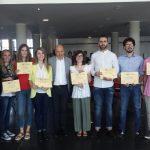 diplomati del master con Salvini Sereni Venuti