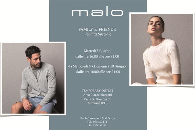 Malo svende all\'outlet di Prato, azienda ancora in difficoltà ...
