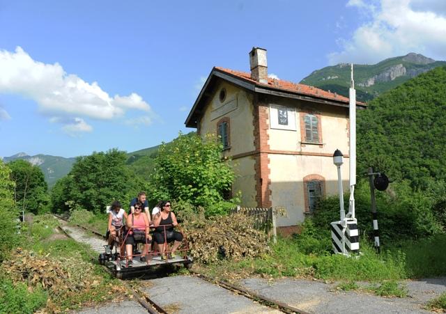 mobilita dolce maratona ferroviaria