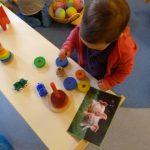 nido infanzia bambino asilo