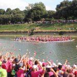 Dragon Boat Festival cerimonia dei fiori