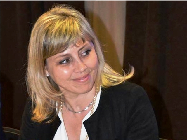 Maria Tauriello, capogruppo di Forza Italia a Sesto Fiorentino