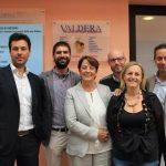 I sindaci dell'Unione Valdera (nella foto manca Simone Millozzi)