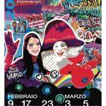 Manifesto Carnevale di Viareggio 2019 di Nicoletta Poli