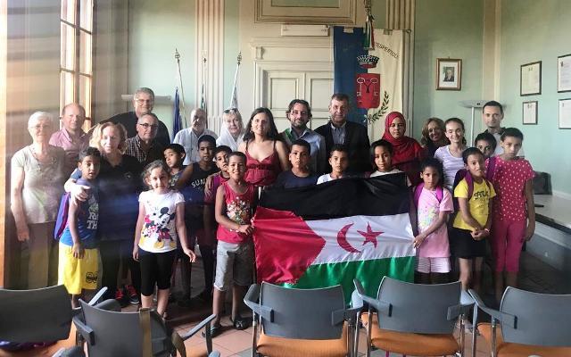 bambini saharawi 2018
