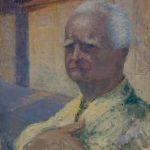 Mario Borgiotti,-Ritratto-di-Leonida-Repaci 1961