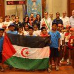 bambini Saharawi e Bielorussi Franco Mori e Roberto Bagnoli 038