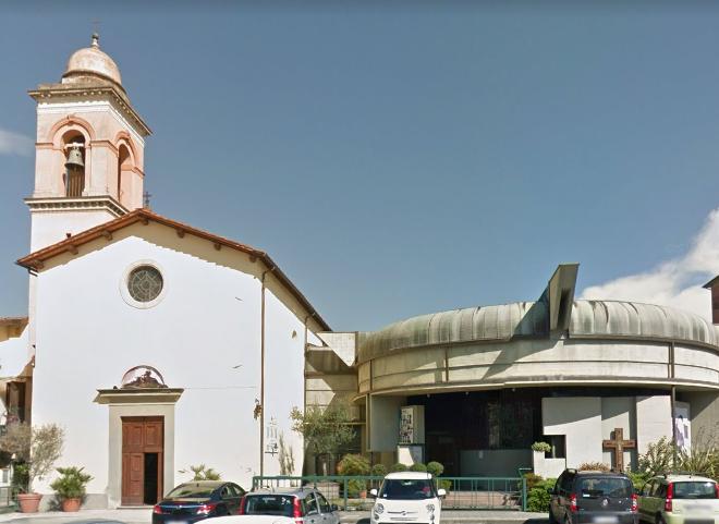 Accoglienza: Rossi a Vicofaro da don Biancalani con Mimmo Lucano