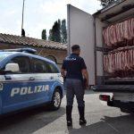 polizia_Stradale_polstrada_alimenti_cibo_avariato_carne_