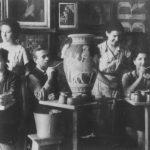 Decoratori attivi nella manifattura Milani nel Secondo Dopoguerra