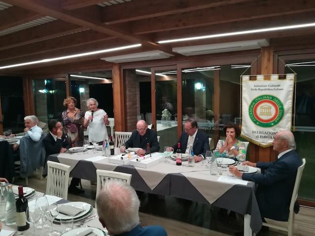 Nasce la delegazione valdarno dell accademia italiana della cucina