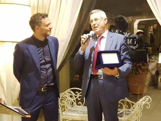 Il premio a Roberto Nannelli