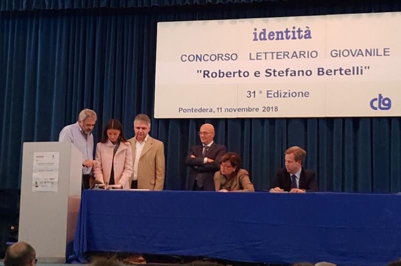 Liceo Marconi: San Miniato esulta per Elena Riccioni, vincitrice del concorso Bertelli