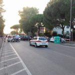 Incidente in via Raffaello Sanzio (foto gonews.it)