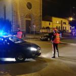 Posto di Controllo carabinieri pistoia pattuglianotte