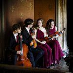 Quartetto Elsa - Roma Maggio 2018 foto ©Flavio Ianniello