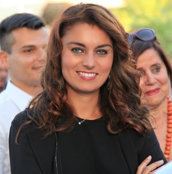 Susanna Ceccardi candidata alle europee per la Lega