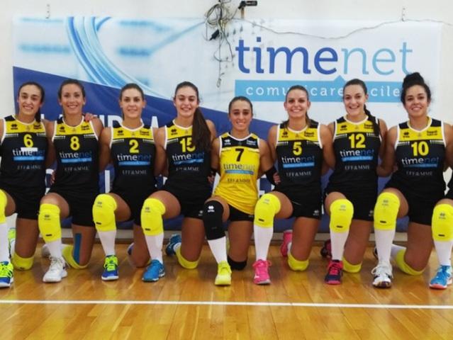 Timenet-Empoli-squadra