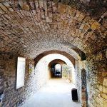 Via delle Volte, particolare del tratto originario del camminamento concepito dal Brunelleschi