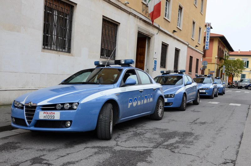 Espulso a Torino riesce a tornare in Italia: beccato ed espulso a Pisa