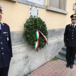 Commemorazioni del 4 novembre a Cerreto Guidi