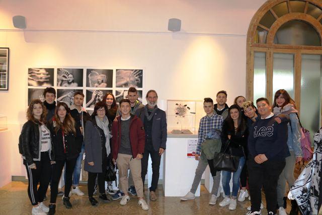 """Gli studenti della """"Carducci"""" Volterra"""