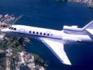 Falcon50 in volo (Foto Aeronautica Militare)