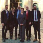 I Sindaci dell'Unione Valdera a Montecitorio