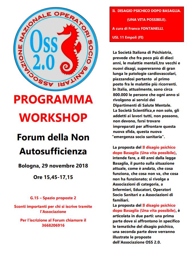 L'Associazione Operatori Socio Sanitari OSS 2.0 di Empoli ...