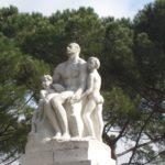 Monumento ai caduti di Arturo Dazzi a Santa Croce sull'Arno